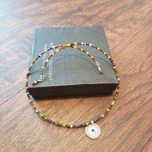 Silpada Beaded Choker Necklace
